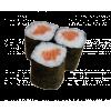 16 Sake maki