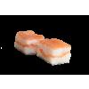 33 Smoked salmon (2stuks)